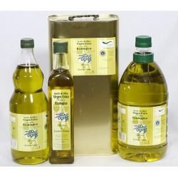 Aceite virgen extra ecologico Olivares L. Gomez