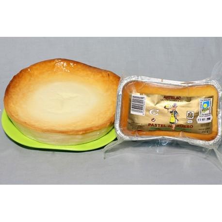Tarta de queso de cabra ecologico Artelac