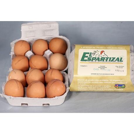 Huevos ecologicos El Espartizal