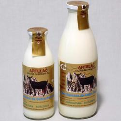 Leche fresca ecologica de cabra Artelac