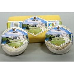 Queso Vakin semi tierno ecologico de vaca Artelac