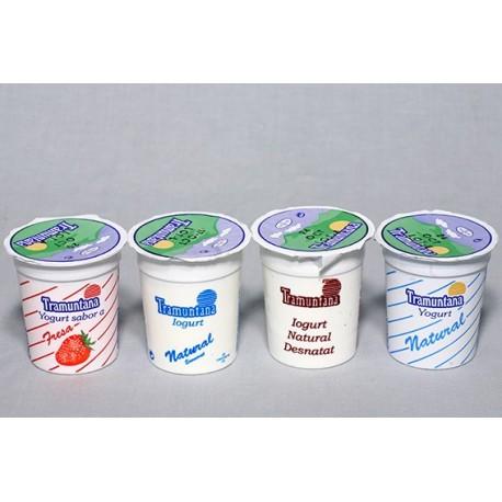 Yogurt artesano de vaca Tramuntana