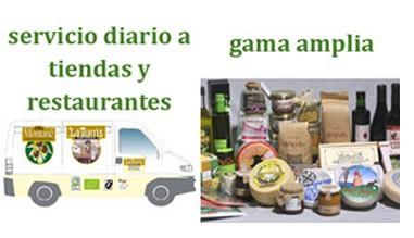 Distribucion alimentos ecologicos